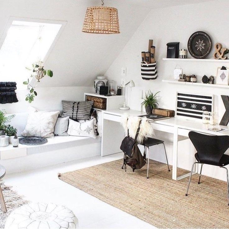 Home Office Space 1